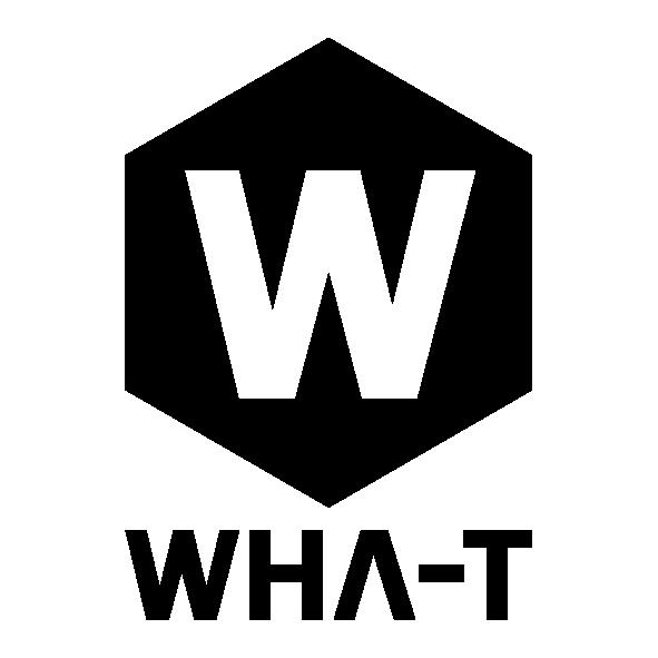 Signature de l'artiste Wha-t