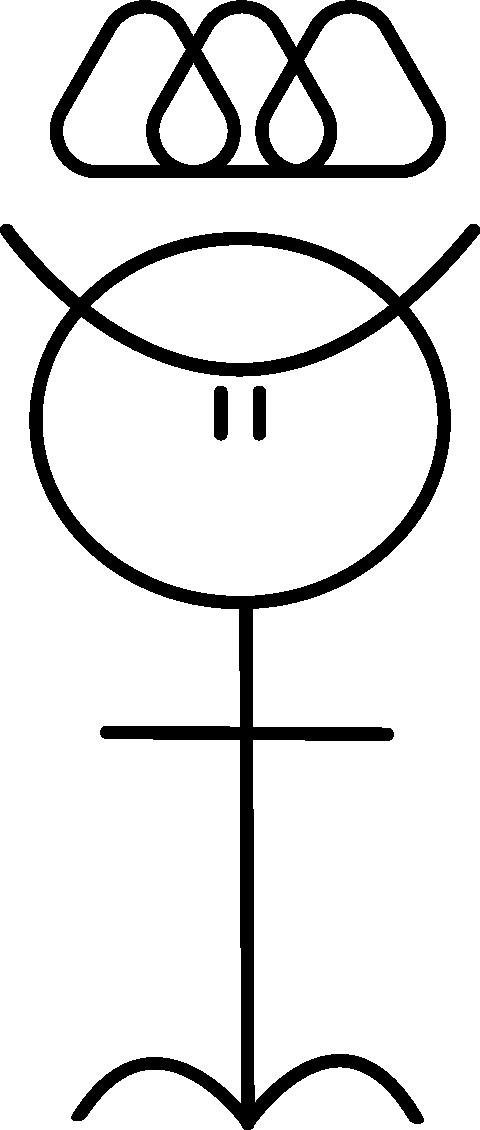 Signature de l'artiste Flipka
