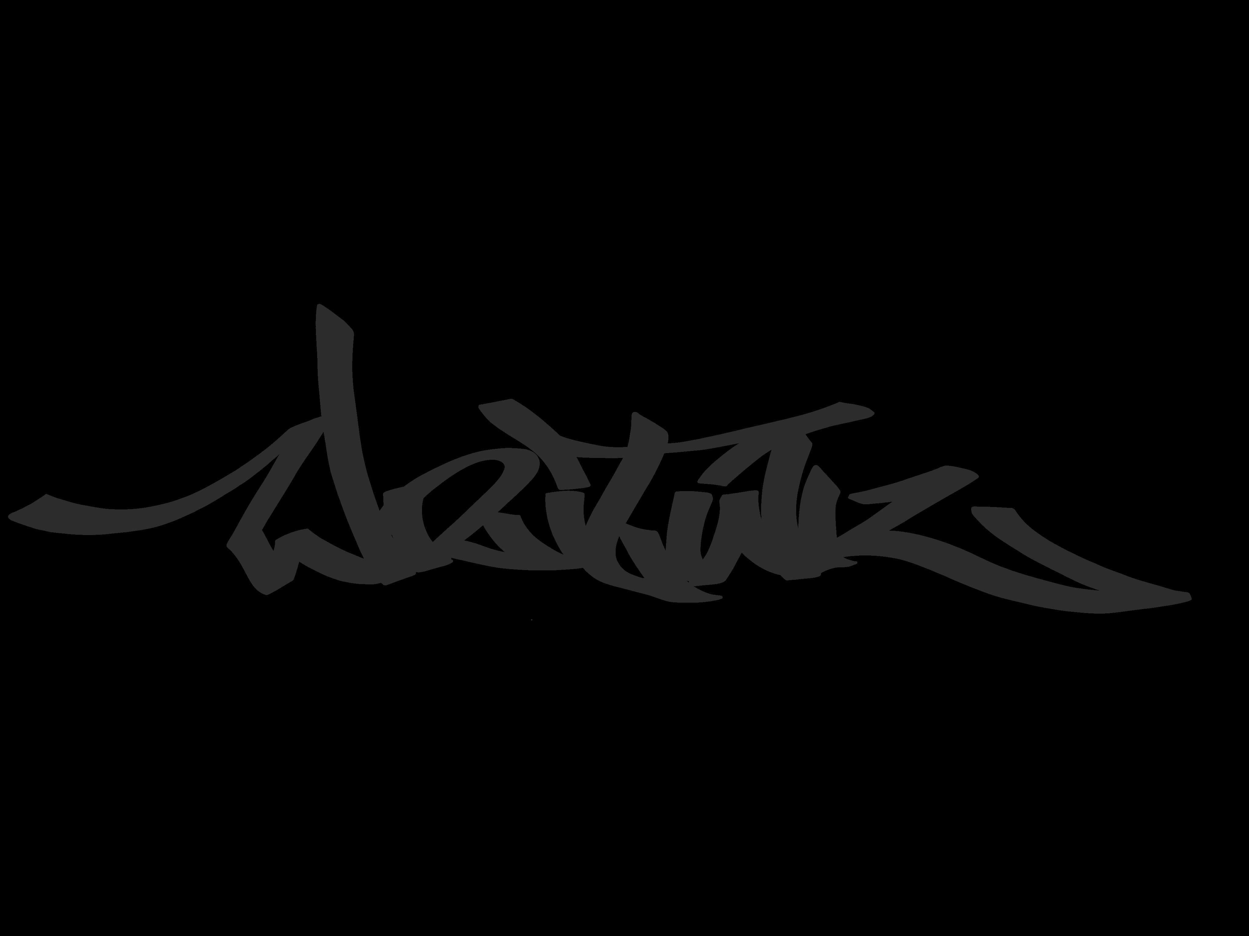 Signature de l'artiste Rister